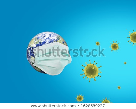 Stock photo: Vaccine to protect against pandemic coronavirus