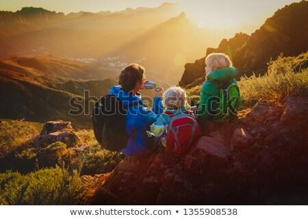 Tenerife and Gran Canaria Stock photo © Hofmeester
