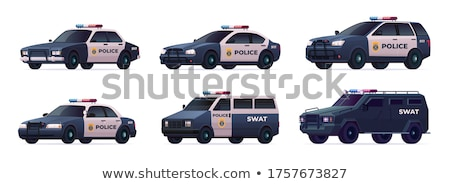Police van Stock photo © photography33