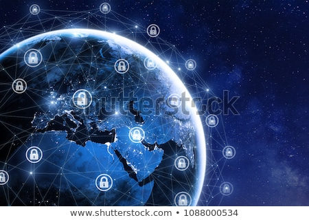 Foto stock: World Security