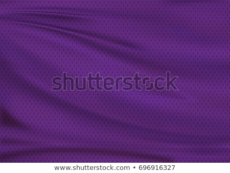 Stock photo: Purple Jersey Mesh