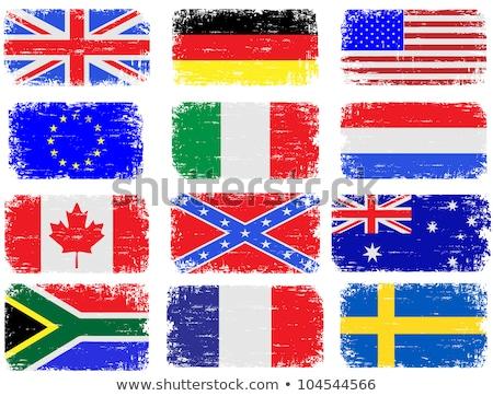 amerikai · európai · gazdasági · nagybácsi · harap · Euro - stock fotó © tintin75