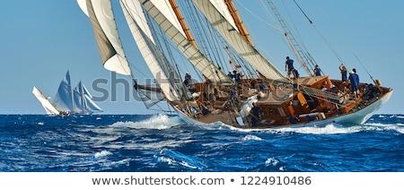 Sailing vessel Stock photo © tuulijumala