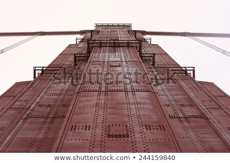 Golden · Gate · dió · textúra · San · Francisco · Kalifornia · USA - stock fotó © weltreisendertj