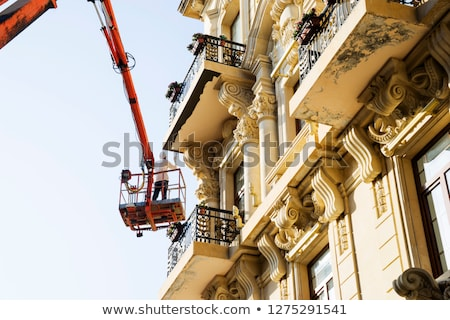 Historic building Stock photo © w20er