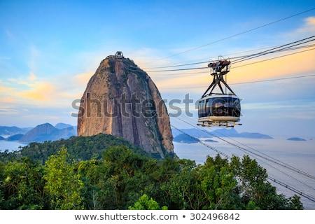 Рио-де-Жанейро · мнение · город · пейзаж · улице · лет - Сток-фото © epstock
