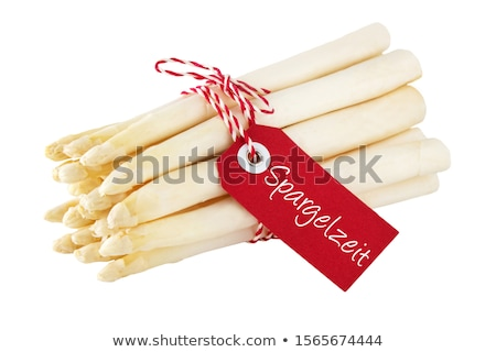 Asparagus for sale Stock photo © franky242