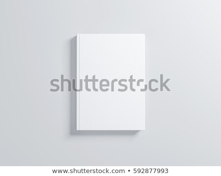 Hard Cover Book Template Stock photo © sgursozlu
