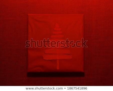 Stock photo: News on Handmade Decoration of Paper.