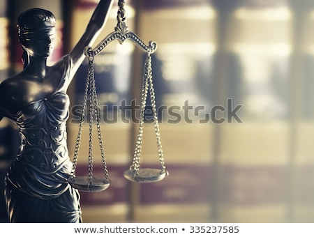 Stock photo: British Law and Justice
