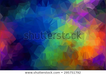Poligon Geometric Gradient Background Stock photo © Designer_things