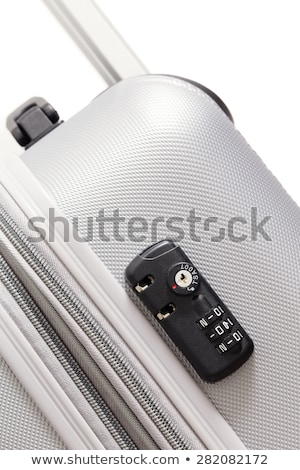 TSA security lock with dual key-combination Stock photo © ozgur