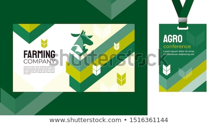 Abstract agricultural background Stock photo © stevanovicigor