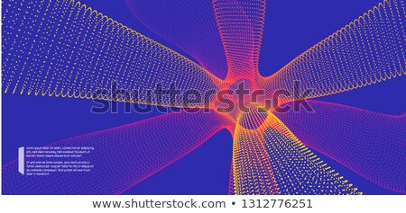 3D Organic Connections Stock photo © idesign