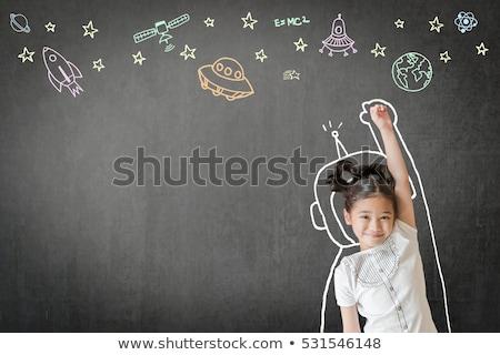 concept of child development creativity Stock photo © Olena