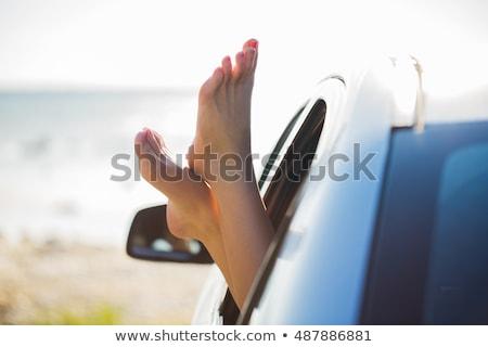 フィート · 女性 · 脚 · ビーチ · 休暇 · 女性 - ストックフォト © dolgachov
