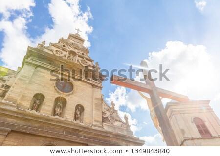 Bernardine Church, Lviv, Ukraine stock photo © borisb17