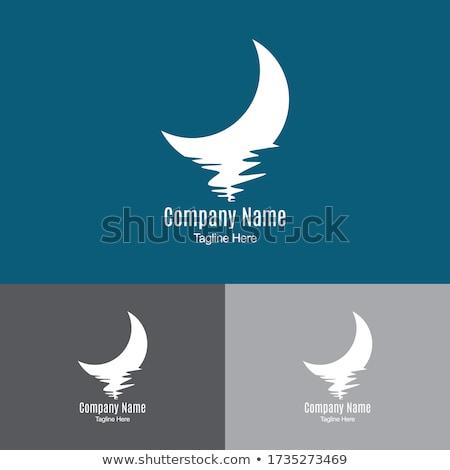 Night, Sleeping And Dreams Bright Symbols Set Stock photo © barsrsind