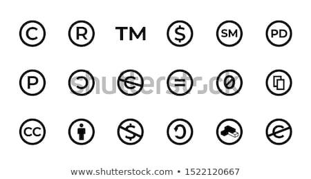 Jogok szöveg tábla notebook tollak mobiltelefon Stock fotó © Mazirama