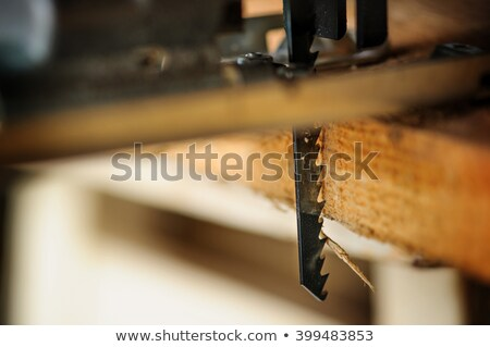 electric fret saw stock photo © vladacanon