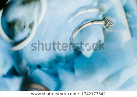 Abstract background wih flowers Stock photo © shamtor