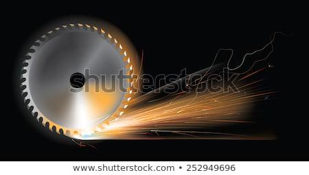 диск · увидела · sparks · фото · свет - Сток-фото © Olesha