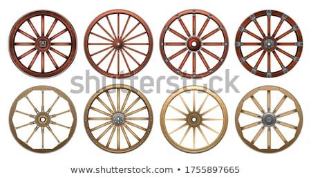 old wheel  Stock photo © inxti
