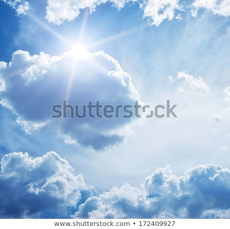 Abstract background, the divine sky Stock photo © ikopylov