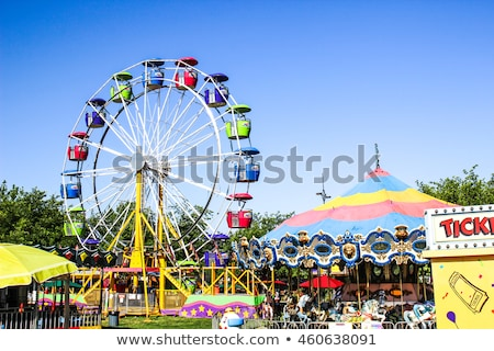 county fair ferris wheel stock photo © 805promo