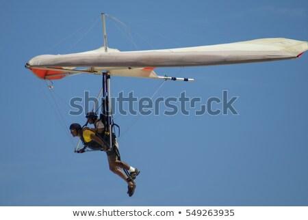 two hang gliders Stock photo © mayboro1964