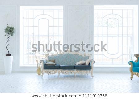 familie · hotel · diner · huis · vrouwen · hart - stockfoto © konradbak