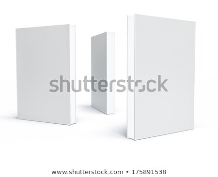 Three paperback books Stock photo © njnightsky