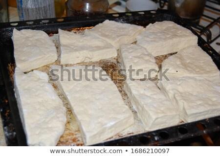 old fancy bread form Stock photo © jonnysek