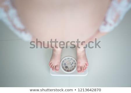 Weight Gain Family Stock photo © cteconsulting
