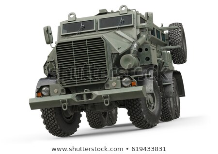 Headlight military equipment  Stock photo © OleksandrO
