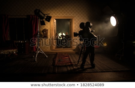 Movie Director Concept Stock photo © Genestro