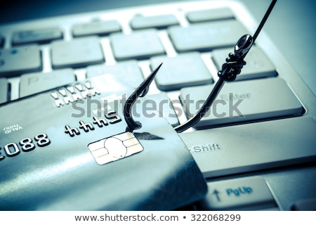 Cyber Crime Concept with Email Spam Stock photo © -TAlex-