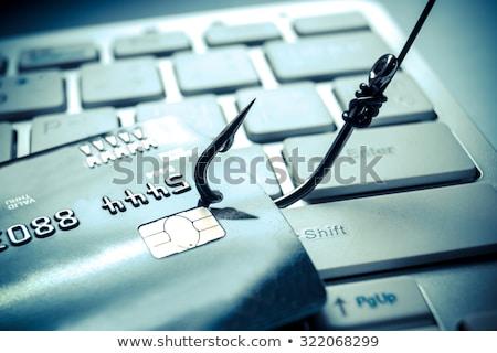hacking · e-mail · spam · hacker · activiteit · computer - stockfoto © -talex-