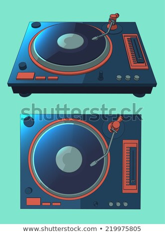 stereo seperates Stock photo © nicemonkey