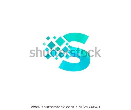 Soyut yaratıcı logo mektup iş kurumsal Stok fotoğraf © SArts