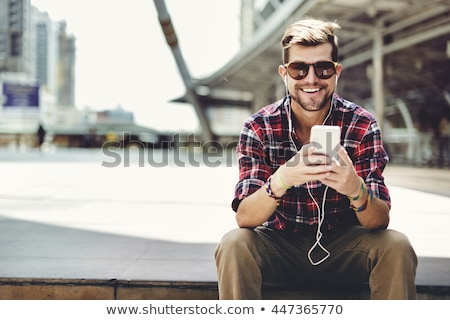 Stock photo: Urban City Youth Lifestyle Concept