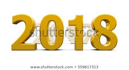 gold 2018 come stock photo © oakozhan
