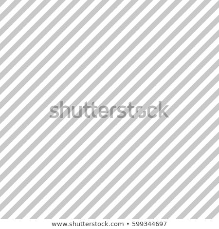 рисованной · чернила · бесшовный · полосатый · белый - Сток-фото © biv