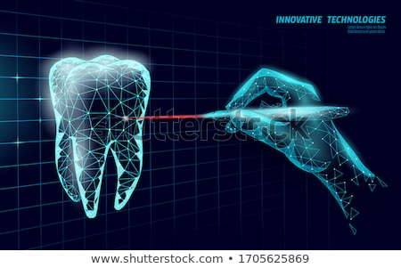 Dentistry and Stomatology Banner Stock photo © -TAlex-