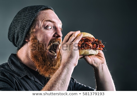 Big bite. Stock photo © lithian