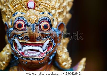 religijnych · rysunku · bali · Indonezja · boga - zdjęcia stock © travelphotography