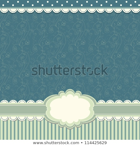 love card design wedding or valentine eps 8 stock photo © beholdereye