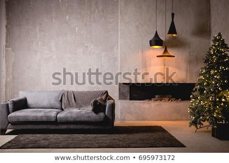 abandoned interior background stock photo © zakaz