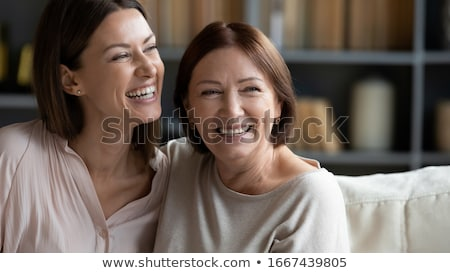 brunette woman Stock photo © imarin