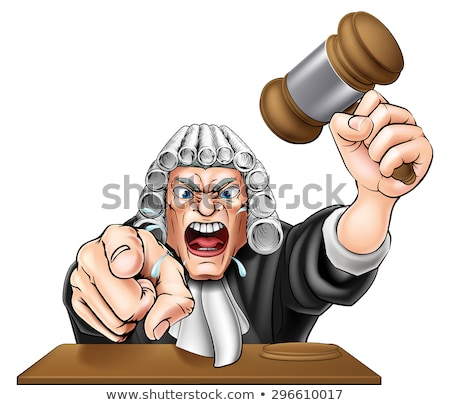 Crazy Criminal Stock photo © blamb